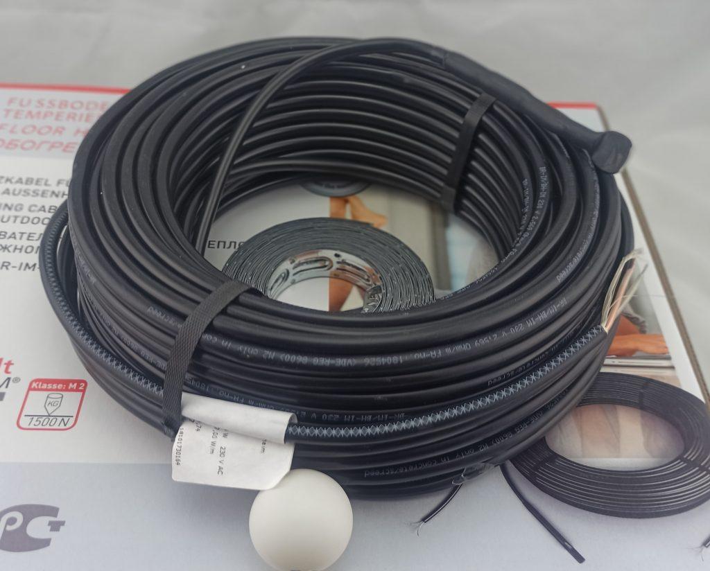 Нагревательный кабель Hemsedt