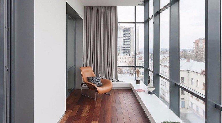 Как утеплить пол на балконе или лоджии?