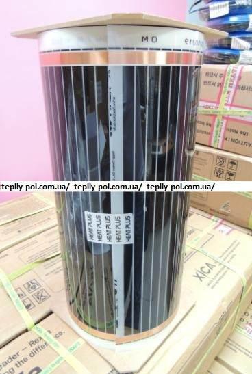 Нагревательная инфракрасная пленка Heat-Plus (Корея)