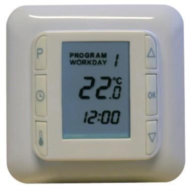 Принцип работы терморегуляторов для теплого пола